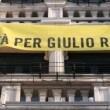 """Trieste, via striscione per Giulio Regeni dal Comune: """"Sciacallaggio politico del Pd"""" FOTO 2"""