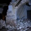 Terremoto Camerino, crolla il campanile di Santa Maria in Via FOTO 3