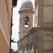 Terremoto Camerino, crolla il campanile di Santa Maria in Via FOTO 5