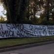 """""""Icardi non è il nostro capitano"""": alla Curva Nord Inter non bastano le pagine strappate"""