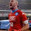 """Pepe Reina: """"Peccato, in campo c'è stato solo il Napoli"""""""