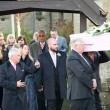 """su Fb """"la vera faccia del cancro"""". FOTO funerali6"""
