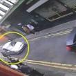 Manchester, ladro ruba auto: proprietario si appende allo sportello3