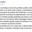 """Roma fa schifo contro Virginia Raggi: """"Notizie su blog di Grillo per fargli fare soldi"""""""