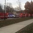 Usa, uomo armato in un campus Ohio. Sette feriti, uno è grave FOTO 3