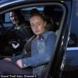 Rubano Mercedes da 40mila sterline. ladre professioniste riprese di nascosto6