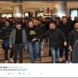 Besiktas Napoli FOTO-VIDEO: scontri in metro? Fra napoletani e polizia, non con ultras Besiktas