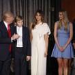 """Melania Trump, Ivanka Trump: FOTO di first lady e """"first daughter"""". Chi sono la moglie e la figlia di Donald Trump 54"""