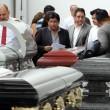 YOUTUBE Schianto aereo Colombia, bare della Chapecoense riunite per l'ultimo saluto FOTO 4