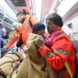 bimbi salvati arrivano in ospedale3