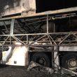 Verona, pullman di ragazzi in gita prende fuoco: 16 morti 2