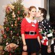 Fedez e Chiara Ferragni, baci di Capodanno e poi...relax in resort di lusso FOTO 3