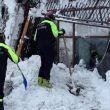 """Hotel Rigopiano, Lorenzo Gagliardi: """"C'era qualcuno sotto la neve e non potevo fare niente"""""""