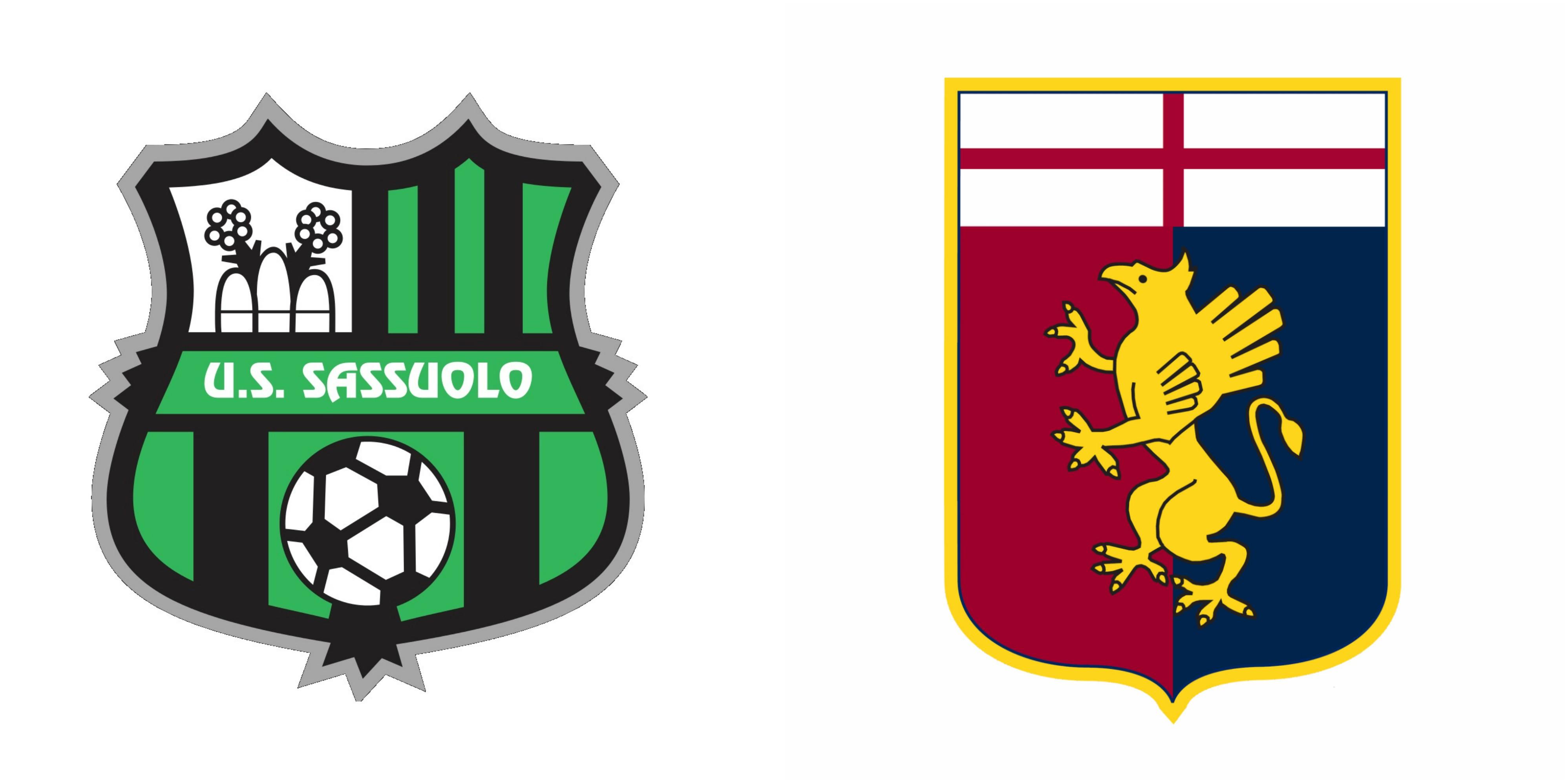 Genoa-Sassuolo streaming - diretta tv, dove vederla