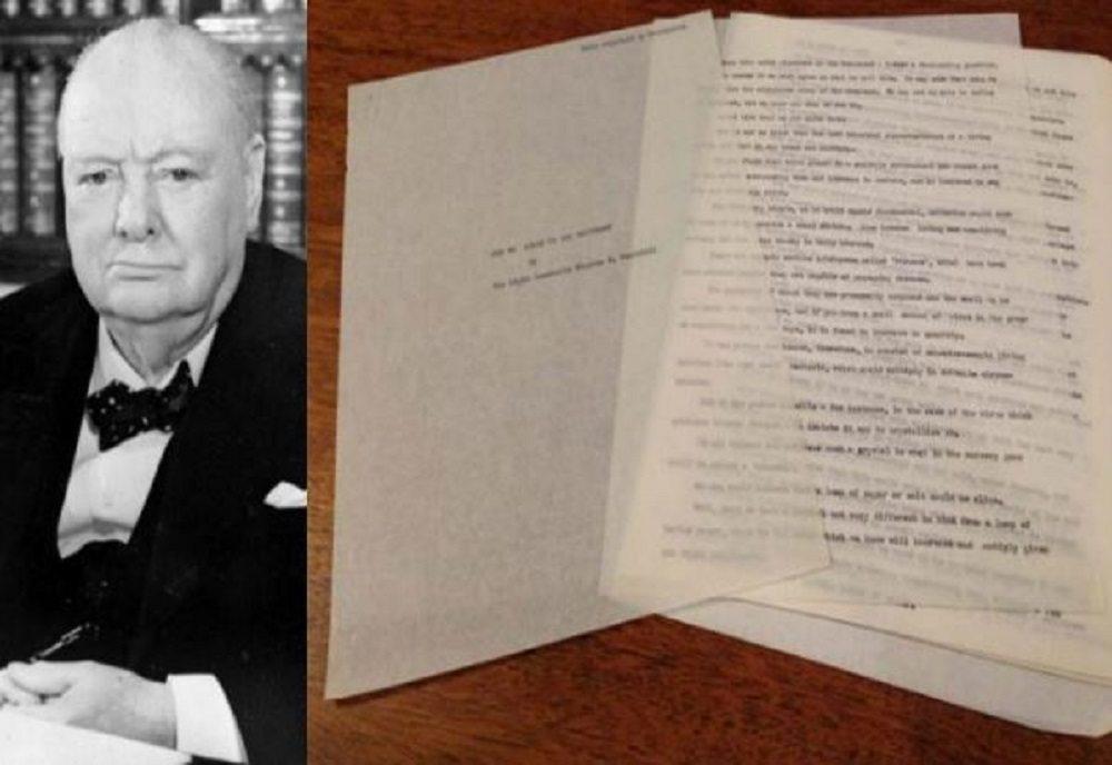 Ufo e alieni, anche Winston Churchill affascinato da extraterrestri: lo scritto inedito