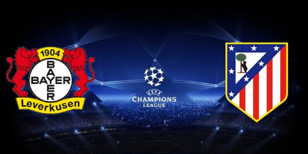 Bayer Leverkusen-Atletico Madrid streaming, dove vederla in diretta e in tv