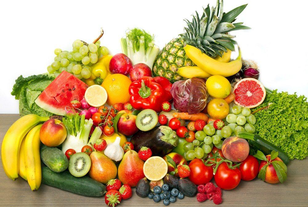Frutta e verdura 800 grammi al giorno. La dieta verde dà i numeri