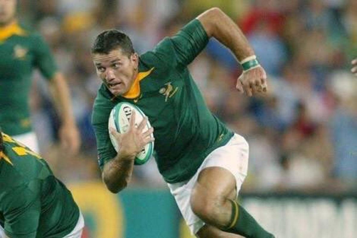 Joost van der Westhuizen morto campione rygby sudafrica di Sla
