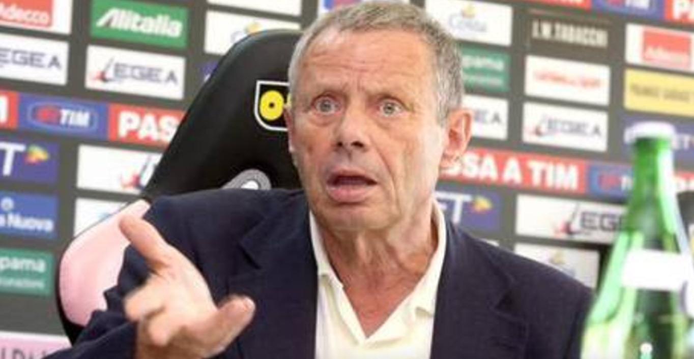Palermo agli americani, Maurizio Zamparini si è appena dimesso
