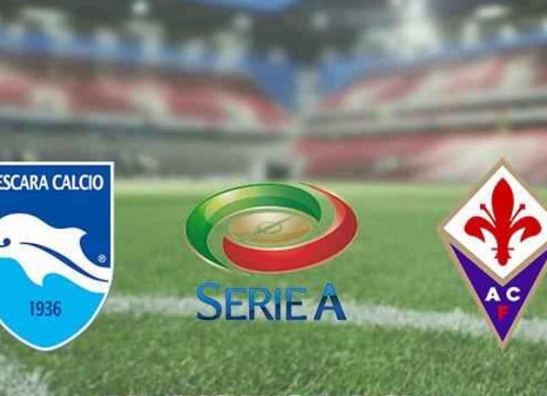 Pescara-Fiorentina diretta formazioni ufficiali pagelle video gol highlights foto