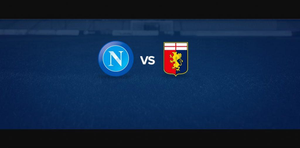 Napoli-Genoa diretta formazioni ufficiali pagelle video gol highlights foto