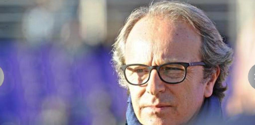 Fiorentina, tifosi contestano Della Valle e i calciatori viola