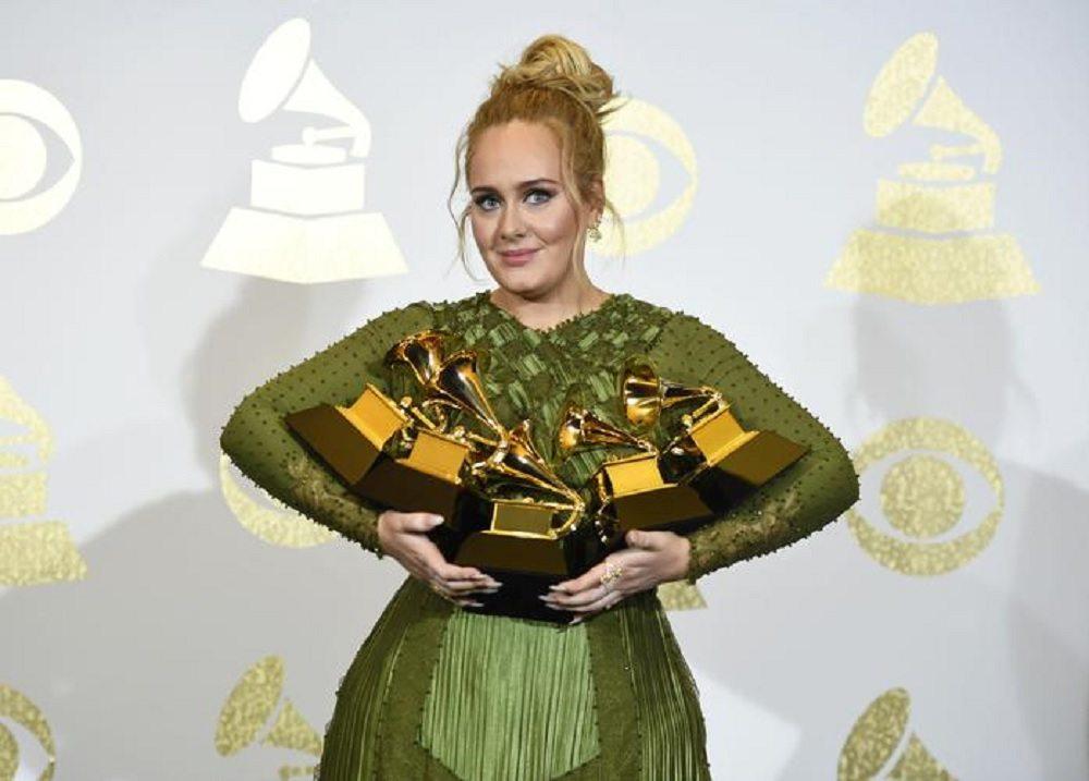 Grammy Awards 2017, tutti i vincitori: trionfa Adele