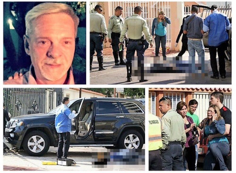 Bruno Allio ucciso in Venezuela da sicari assoldati dal figlio: temeva di perdere eredità