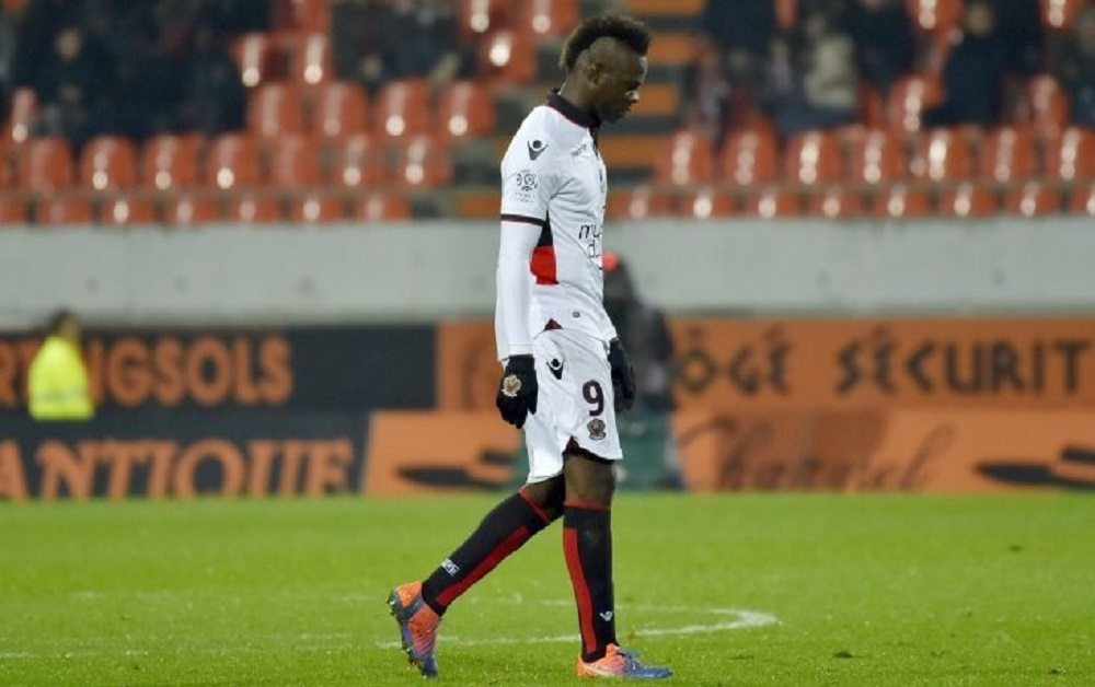 Balotelli espulso ma il Nizza vince. Per SuperMario secondo rosso in un mese