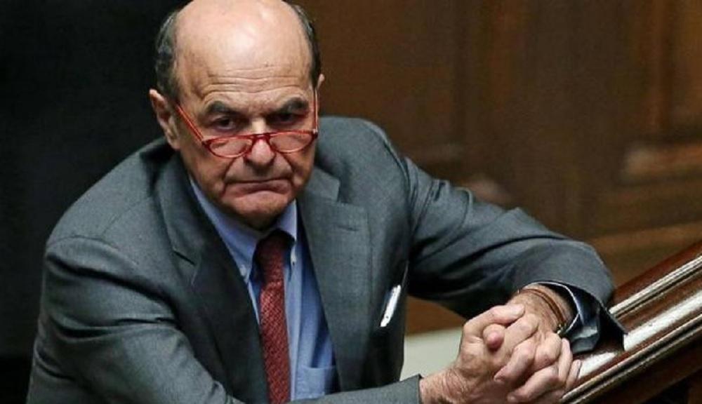"""Bersani: """"Non voglio rinnovare la mia tessera del Pd"""""""