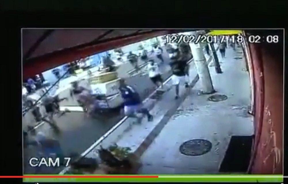 YOUTUBE Botafogo-Flamengo, scontri tra tifosi a Rio. Almeno un morto