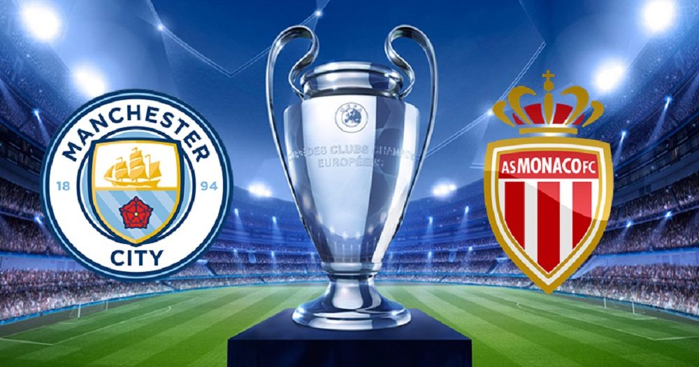 Manchester City-Monaco streaming, dove vederla in diretta e in tv