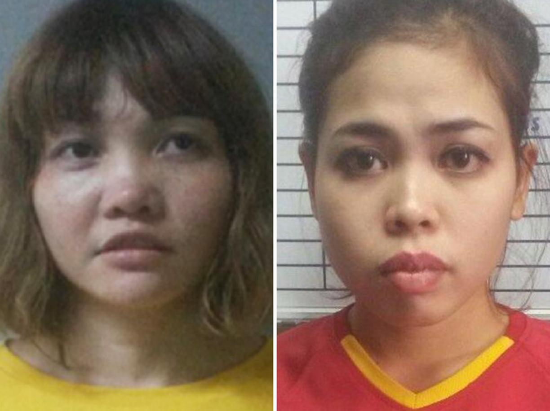 Rischiano la pena di morte le due donne accusate dell'omicidio di Kim Jong-nam