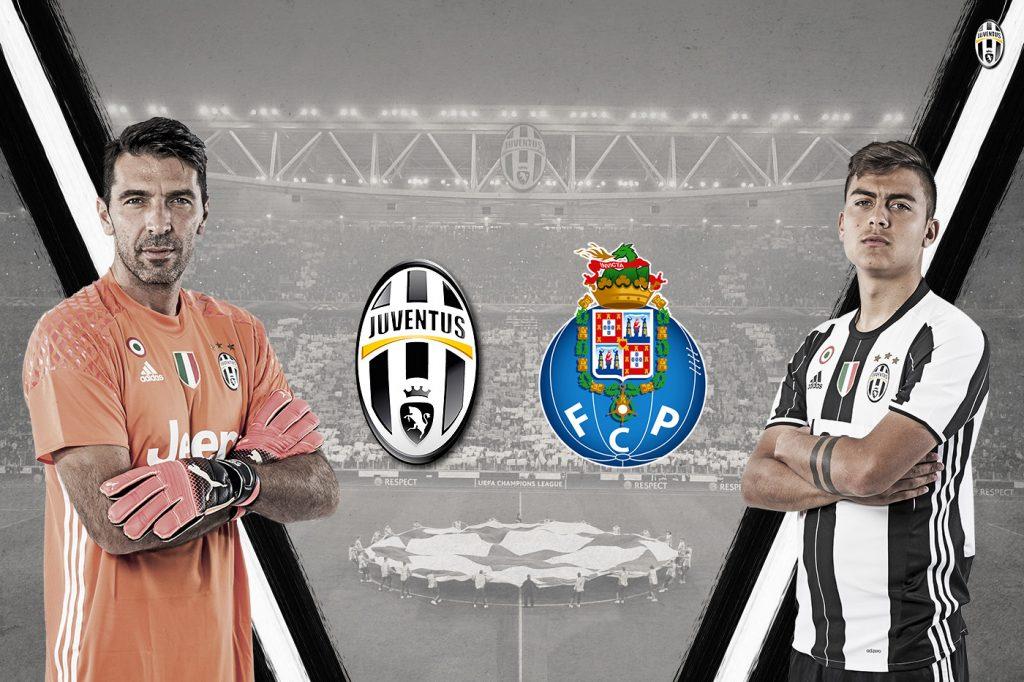 Porto-Juventus streaming RSI LA2, come vederla in diretta e in tv