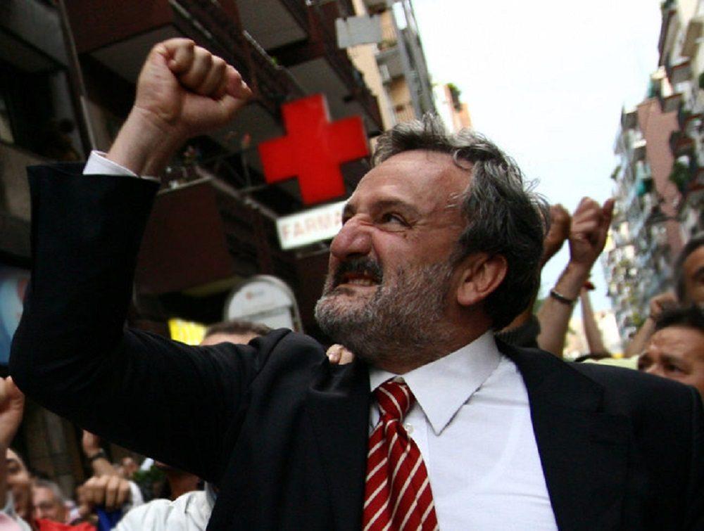 """Emiliano: """"Renzi anaffettivo e napoleonico. Scissionisti senza nemmeno un nome"""""""