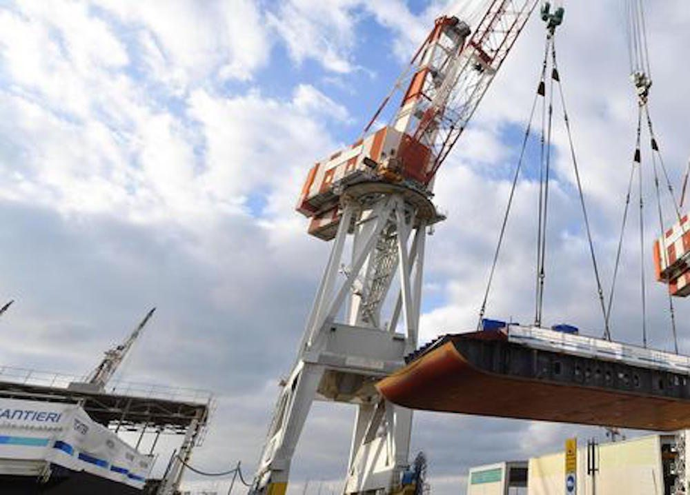 Fincantieri, la Norvegia ordina navi da crociera fino a 4,8 miliardi