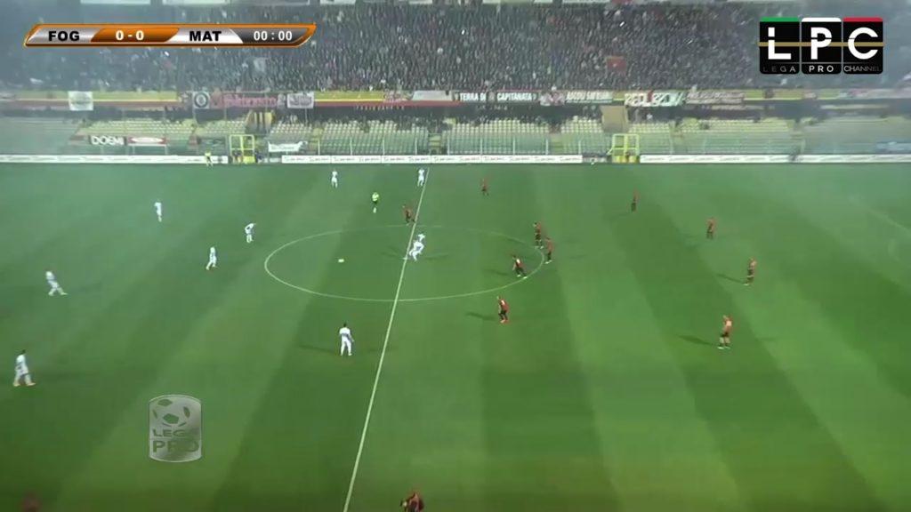 Foggia-Matera Sportube: streaming diretta live, ecco come vedere la partita