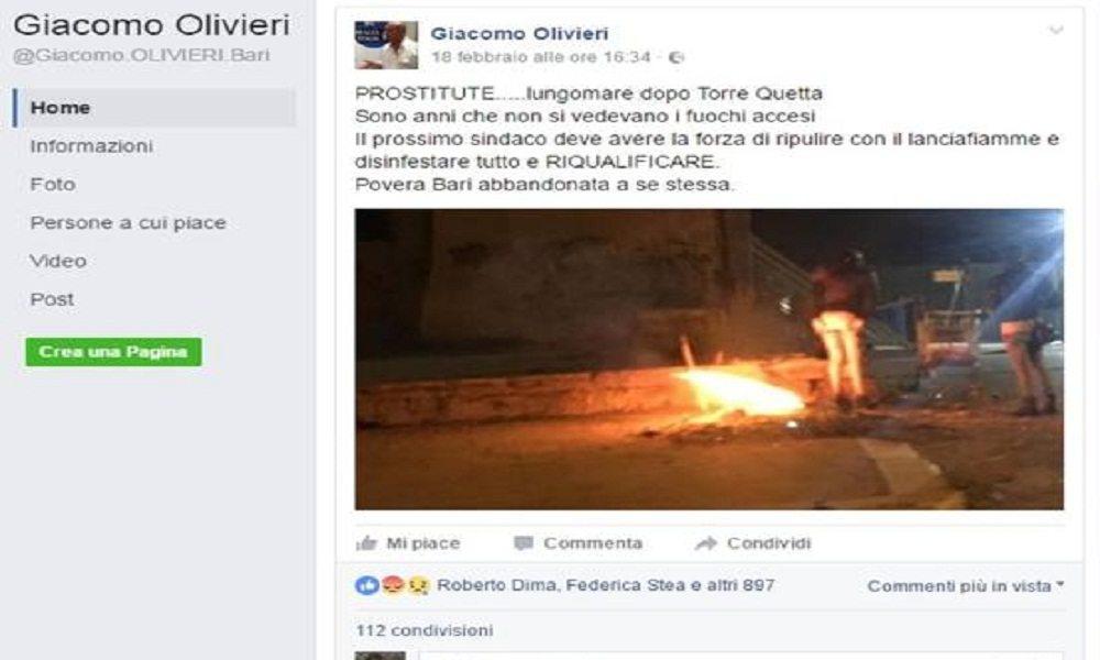 Prostitute Bari 2019