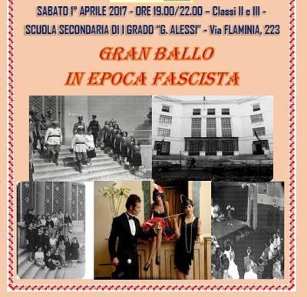 """Il """"Gran ballo fascista"""" della scuola media romana. Cancellato in extremis"""