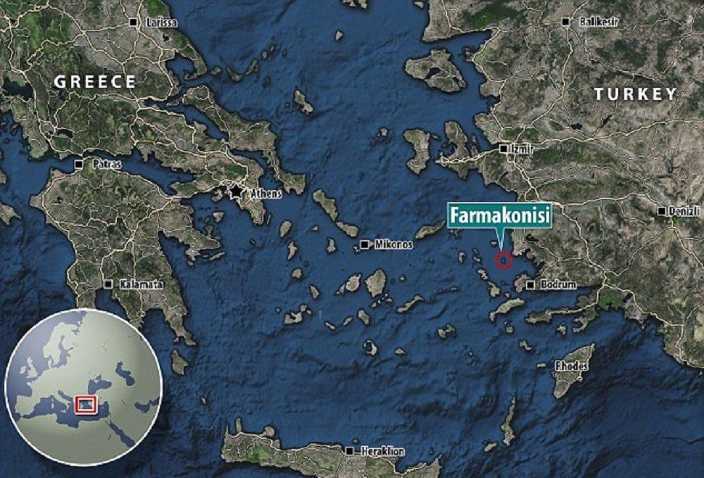 Grecia, nave militare turca spara in acque greche
