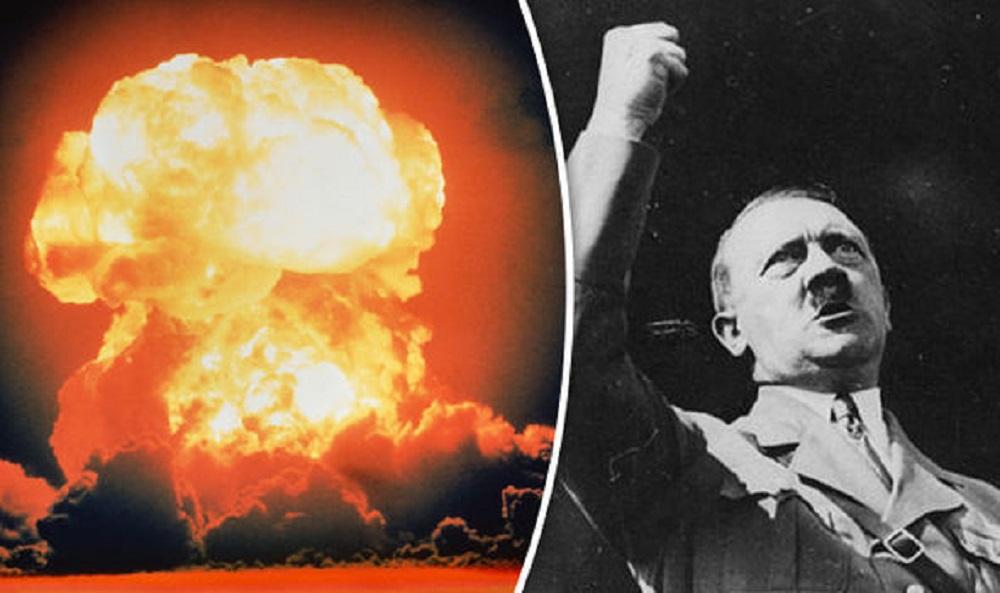 Adolf Hitler e le bombe nucleari su Londra: il progetto dei nazisti