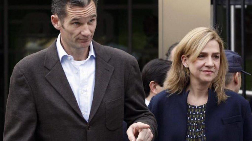 Spagna, processo Noos: assolta l'Infanta Cristina, condannato il marito