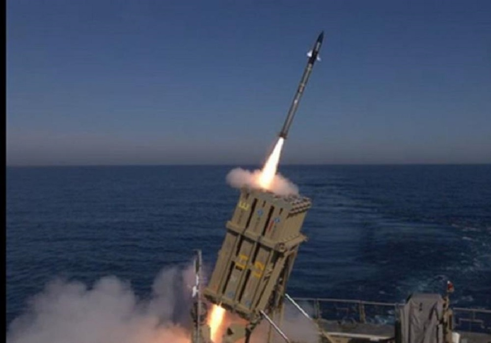 Isis egiziana ha lanciato tre razzi dal Sinai sulla cittadina di Eliat