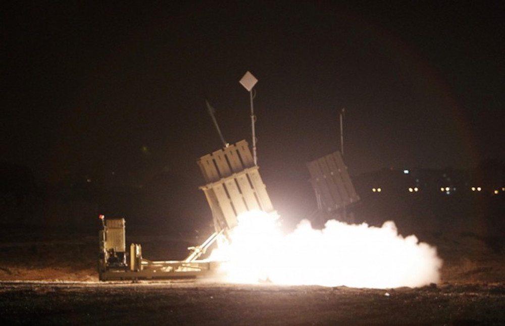 Isis punta a Israele: razzi su Eilat intercettati da Iron Dome