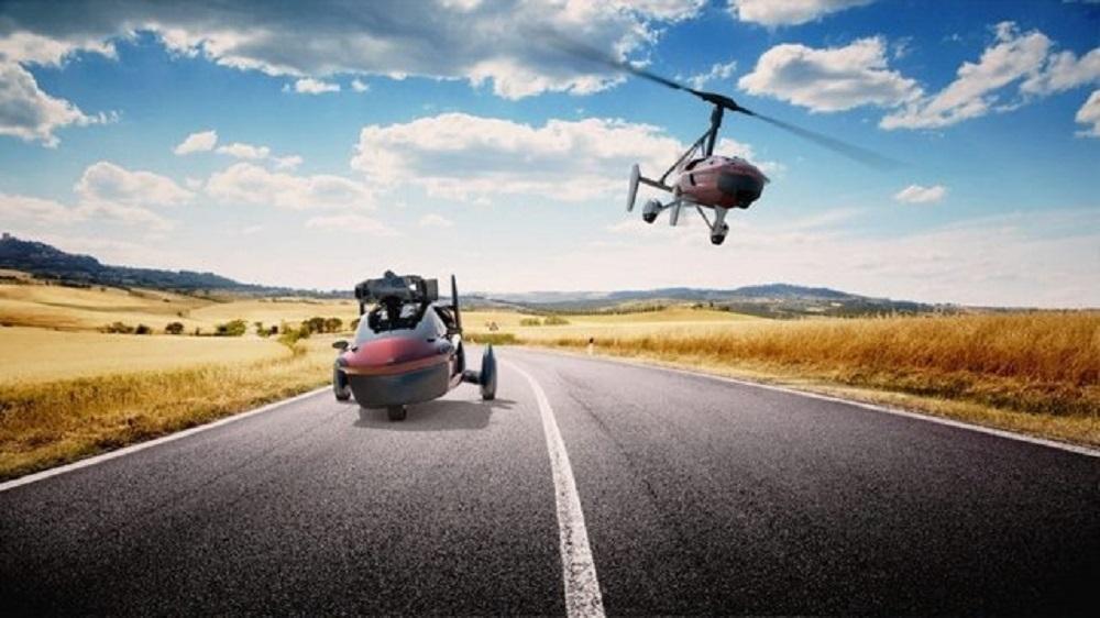 Auto volante è realtà: tre ruote, elica e 300mila €, in 5 minuti si fa elicottero