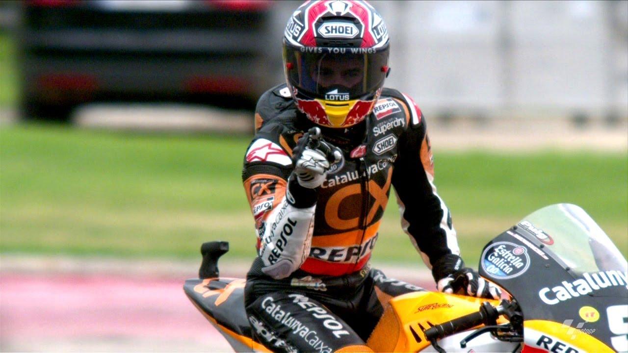 """Marc Marquez: """"Valentino Rossi - Maverick Viñales? Spero che litighino"""""""