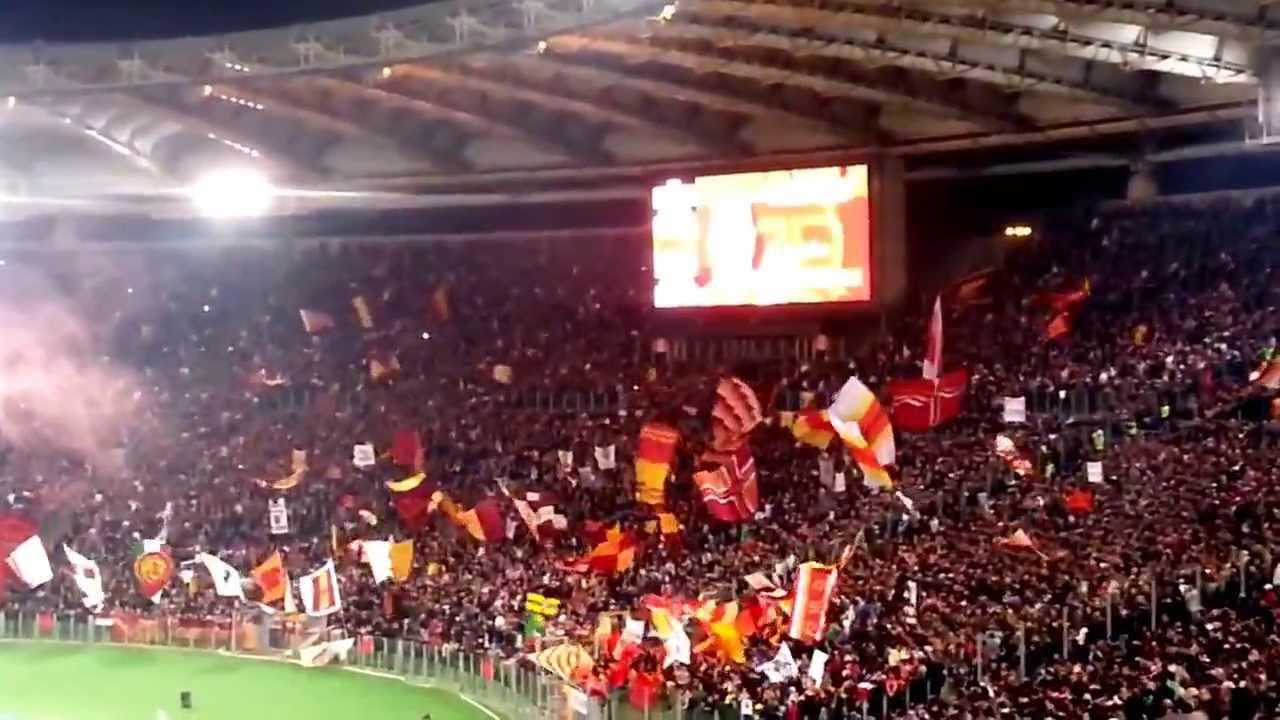 Roma-Lazio, barriere stadio Olimpico abbassate per derby Coppa Italia