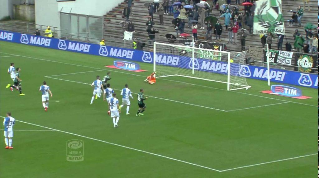 Sassuolo-Chievo streaming - diretta tv, dove vederla