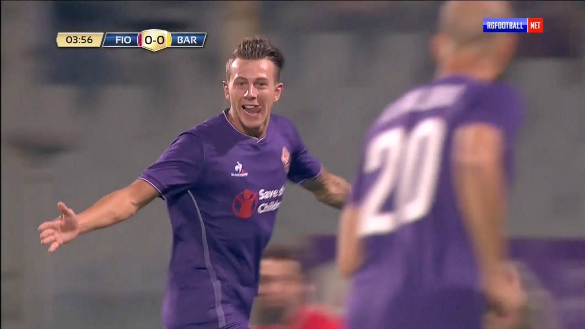 """Calciomercato Fiorentina, Corvino: """"Bernardeschi ha il viola cucito addosso"""""""