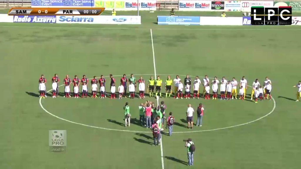Parma-Sambenedettese Sportube: streaming diretta live, ecco come vedere la partita